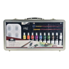Royal Langnickel Watercolor Art Set Kit in Case