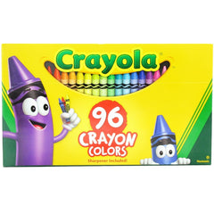 Crayola Crayons Variety Pack 96 Pieces