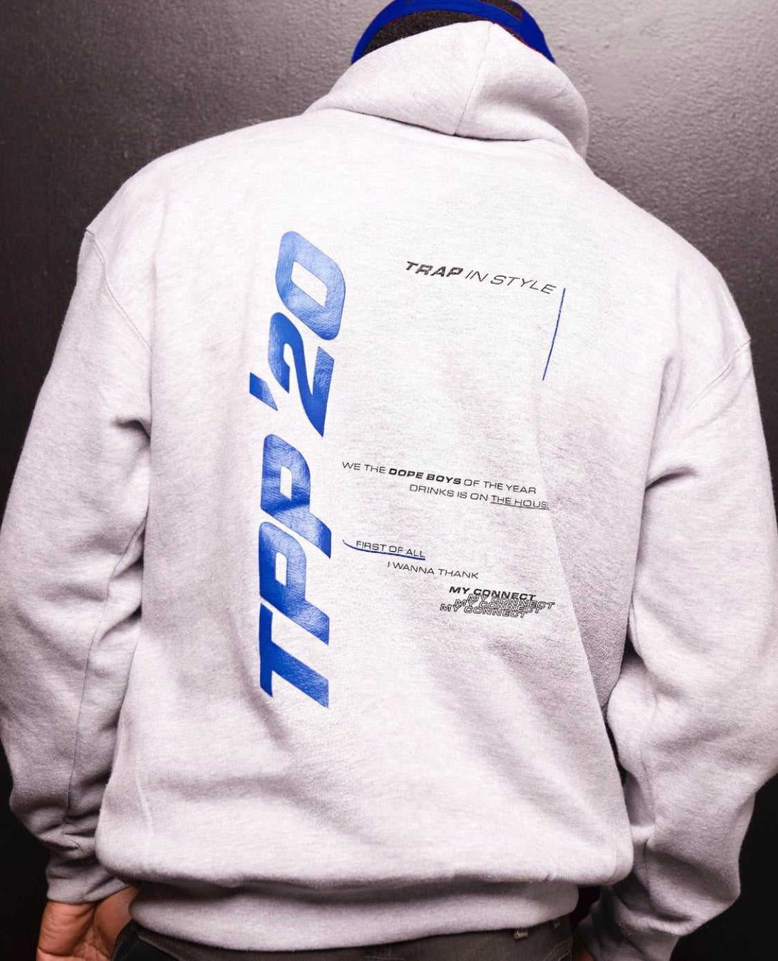 TPP '20 -Pullover hoodie