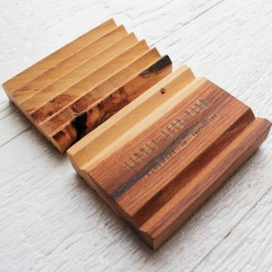 Classic Wooden Soap Dish