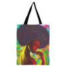 Afro Culture African American Tote Bag