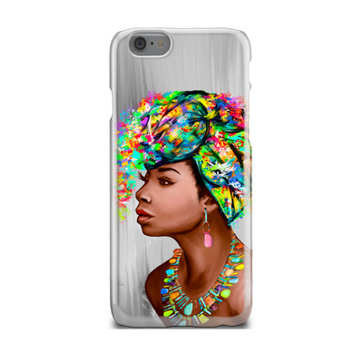 LaKena Black Excellence Phone Case