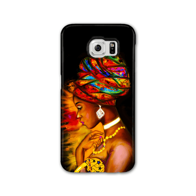 NUBIAN QUEEN BLACK EXCELLENCE PHONE CASE