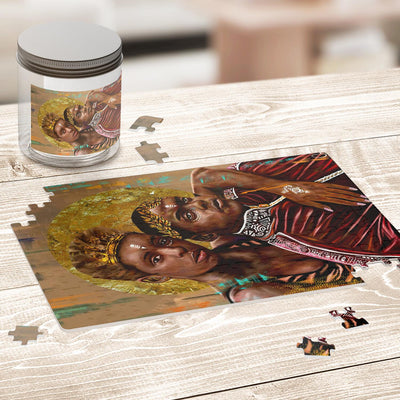 queen and slim puzzle piece