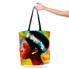 Afro Culture Black Excellence Tote Bag