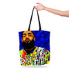 The Marathon Tribute Nipsey Hussle Tote Bag