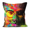 Malcolm X Black Excellence Faux Suede Cushions