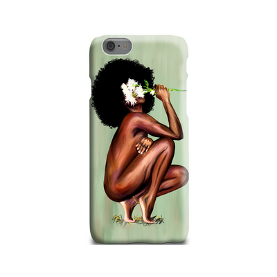 Unapologetic Melanin Phone Case