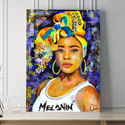 Wrapped In Melanin