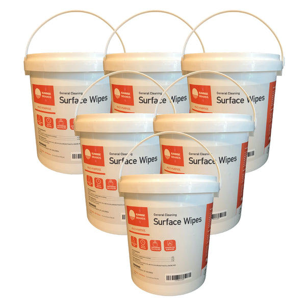 General Cleaning Surface Wipes - Big Ol' Tub of 400 Wipes!