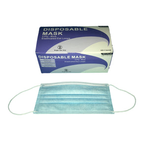 Disposable Masks-3 Layers-50 per box