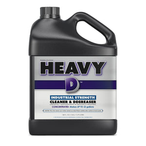 HEAVY D™ INDUSTRIAL STRENGTH CLEANER & DEGREASER concentrate