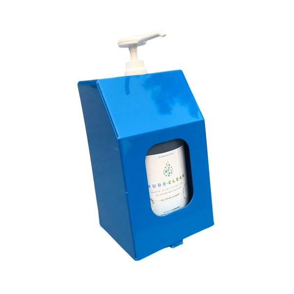 Heavy-Duty Wall Mount Hand Sanitizer Dispenser for Gallon Jugs