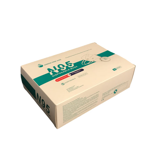 N95 Disposable Masks-10 per box