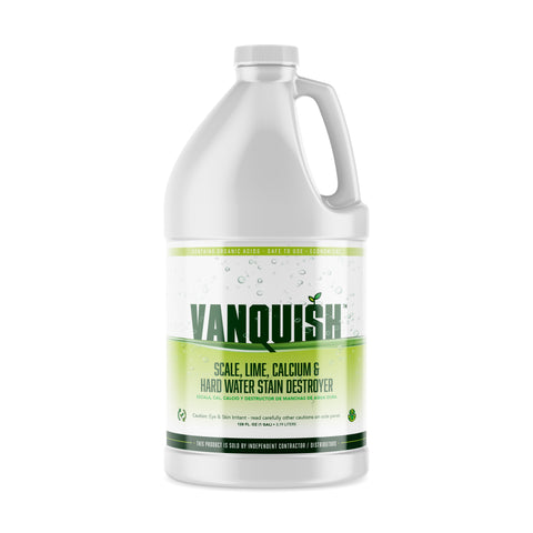 VANQUISH™ Scale, Lime, Calcium & Hard Water Stain Destroyer