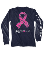 Puppie Love - Puppie Ribbon Tshirt