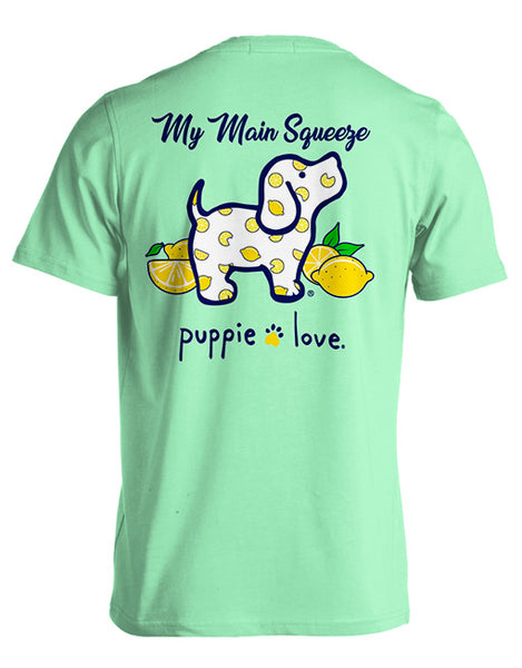 Puppie Love Short Sleeve - My Main Squeeze Tshirt