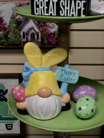 DIY Easter Bunny Gnome take home project