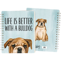 Fur Baby Spiral Notebook