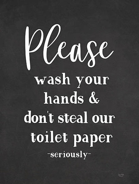 Please Don't Steal our Toilet Paper