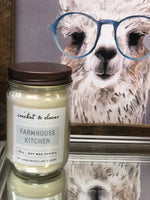 Cricket & Clover Soy Wax Jar Candle