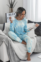 Comfy Round Neck Loungewear Set
