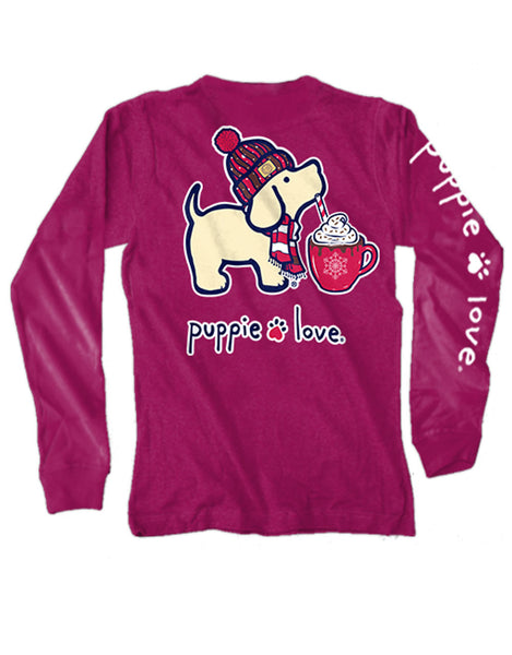 Puppie Love - Hot Cocoa T shirt