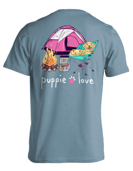 Puppie Love - Camping Pup