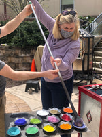 DIY Glass Blowing Workshop 7/25/21