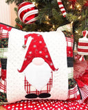 DIY Gnome Christmas Pocket Pillow Workshop 10-26-19