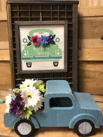 Welcome Spring DIY Craft Kit - Live 5/2/2020