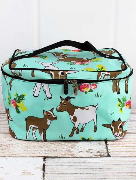 Giddy Goat Train Case