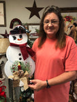 DIY Candlebox Snowman Workshop (pick your project) 12/19/19
