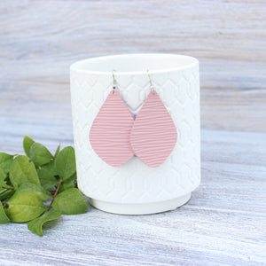Blush Aspen Earrings