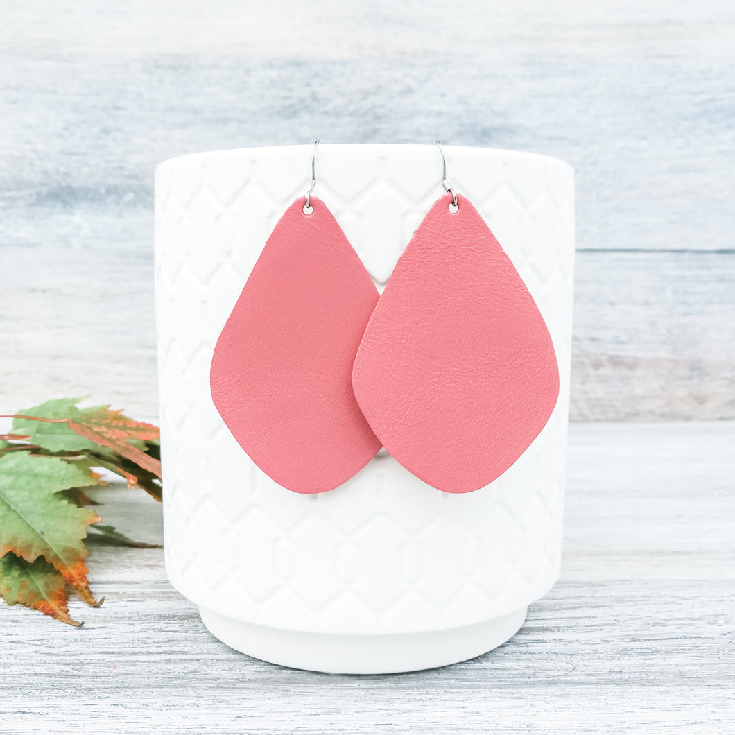 Pink Aspen Earrings