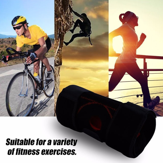 Anti-Slip Breathable Adjustable Kneepad Sports