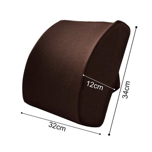 DIDIHOUSoft Memory Foam Seat Cushion In The Car