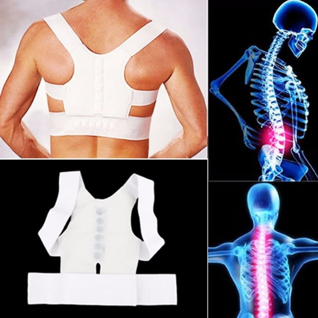 Magnetic Posture Corrector Braces&Support Body
