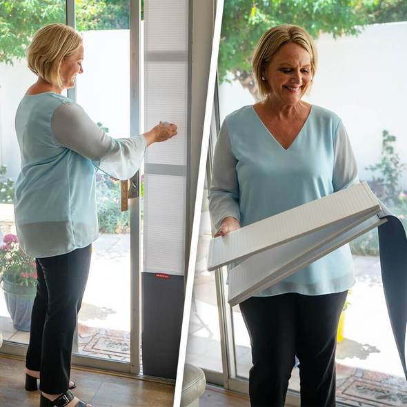 Pop-Up Pet Door (The 1st Portable Pet Door)