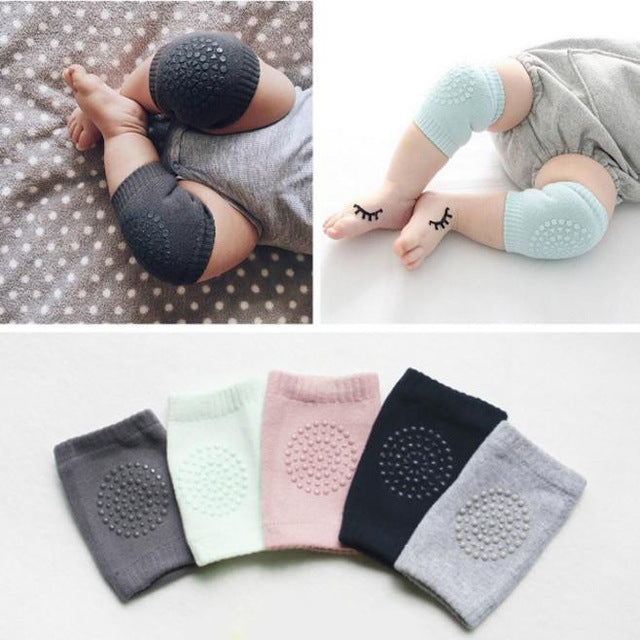 Wholesale 5pair Baby Crawling Anti-Slip Knee