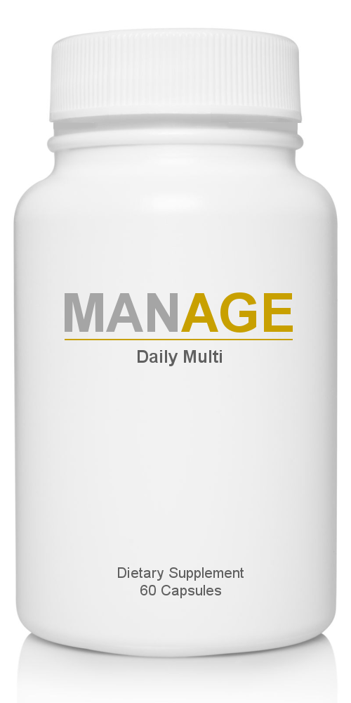 Daily Multi Vitamin/Supplement