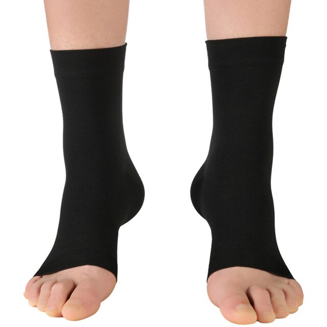 Unisex With Arch Support Compress Plantar Fasciitis Socks Medical Elastic Heel Pain Relief Ankle Guard Sports Supplies
