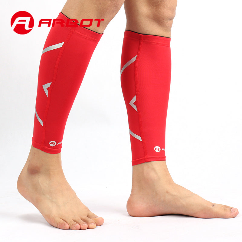 Calf Compression Sleeve  Leg Performance Compression Socks for Shin Splint & Calf Pain Relief. Men Women Runners Guards Sleeves
