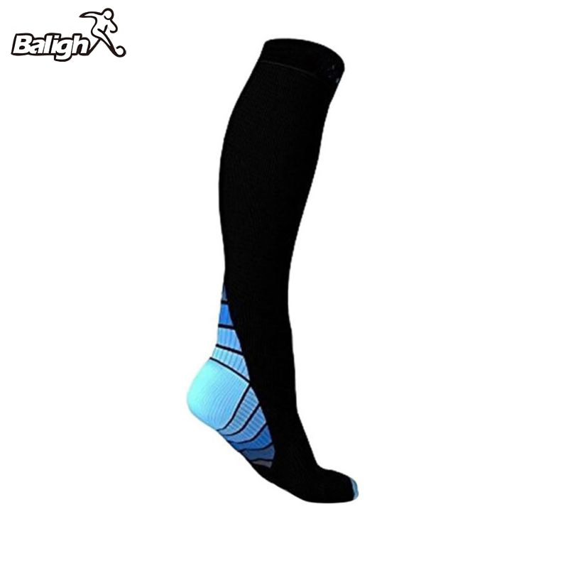 Men Women BEST Graduated Athletic Fit for Running, Nurses Shin Splints Flight Travel & Maternity Pregnan Compression Socks