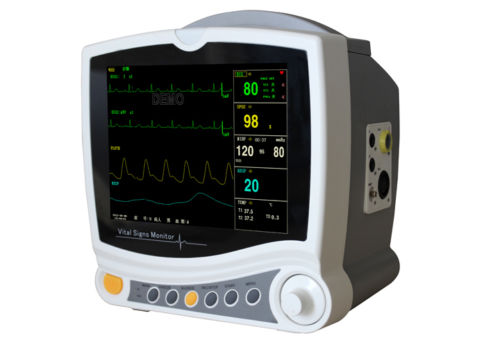 CONTEC Healthcare 2016 New Portable ICU ECG NIBP SPO2 Pulse Rate Multiparameter ICU CCU Patient Monitor
