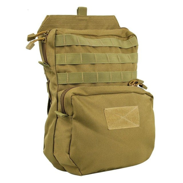 3L Tactical Molle Hiking Hydration Pack Outdoor First Aid JPC Vest Water Bag Military Assault Backpack 1000D Waterproof