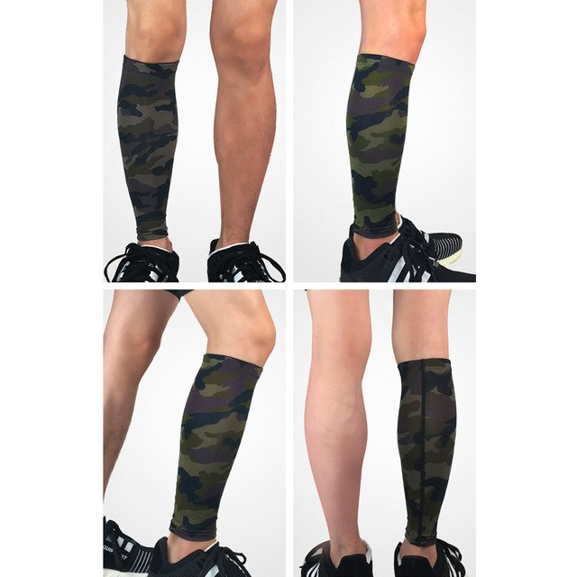 1Pcs Compression Calf Sleeves Leg Compression Socks for Shin Splints & Calf Pain Relief Perfect for Men Women Runners Cycling