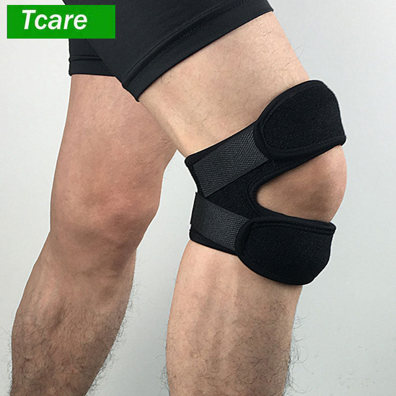 1Pcs Patella Adjustable Knee Strap for Running, Basketball, Sports, Squats, Meniscus Tear, Arthritis, ACL
