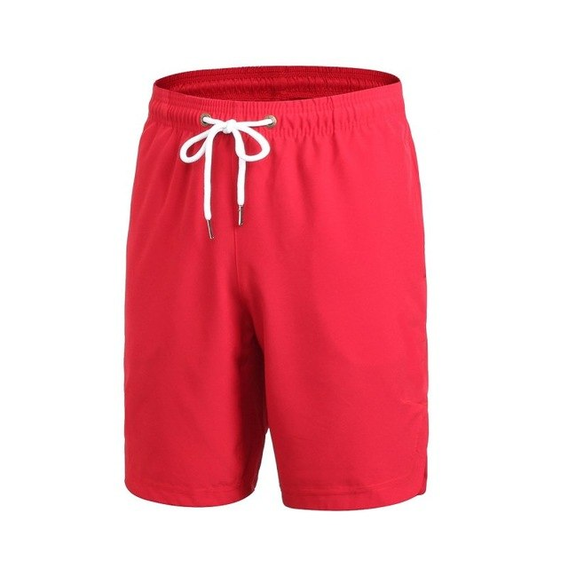 2017 New Loose Drawstring Quick-dry Shorts Men Fitness Men's Workout Casual Shorts S1