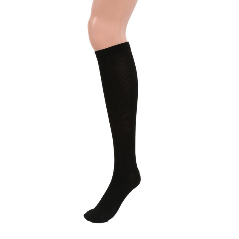 Thigh-High 29-31CM Compression Stockings Pressure Nylon Varicose Vein Stocking Travel Leg Relief Pain Support